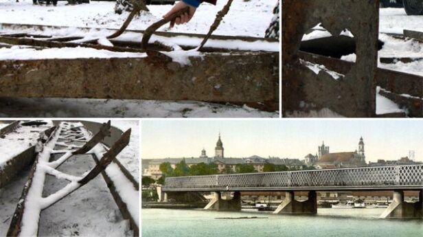 Most Kierbedzia:
