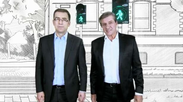 Kadr z jednego ze spotów reklamowych ZDM