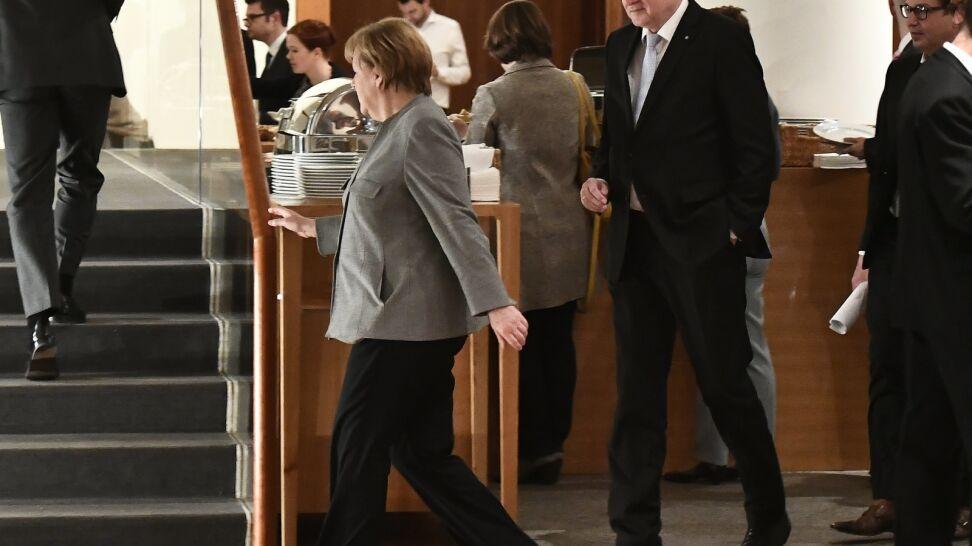 Zerwane rozmowy o koalicji rządowej w Niemczech.