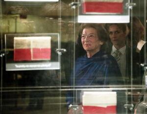 Pierwsza dama Włoch w Muzeum Powstania