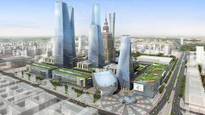 Planują nowe centrum stolicy