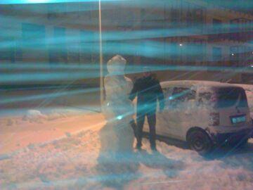 vanthi zima w wielkanoc