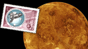 Radzieckiej sondzie z Wenus nie udało się, po latach ma spaść na Ziemię