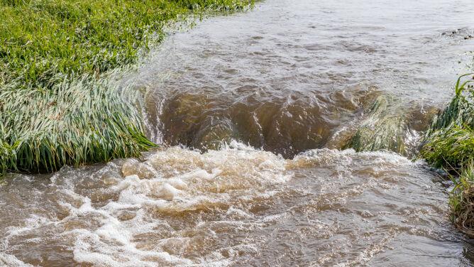 Możliwe wzrosty poziomu wody i podtopienia. Synoptycy alarmują